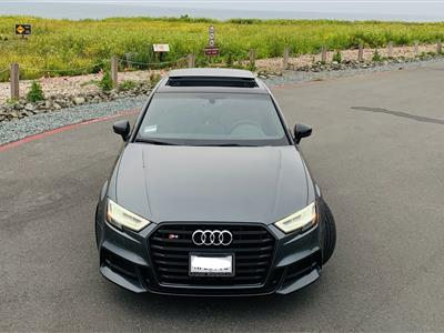2019 Audi S3 lease in Fremont,CA - Swapalease.com