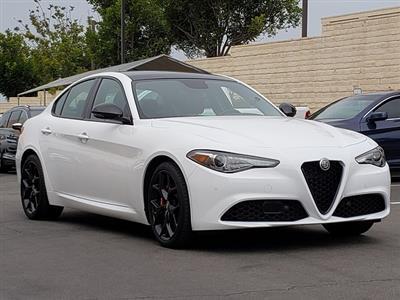 2019 Alfa Romeo Giulia lease in Vista,CA - Swapalease.com