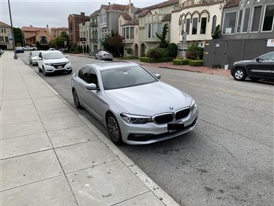 2018 BMW 5 Series lease in San Francisco,CA - Swapalease.com