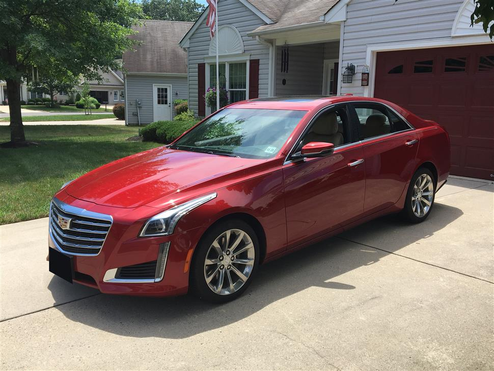 2019 Cadillac CTS lease in Columbus, NJ