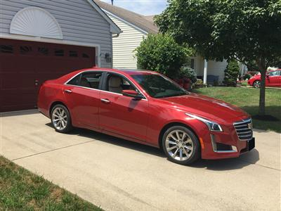 2019 Cadillac CTS lease in Columbus,NJ - Swapalease.com