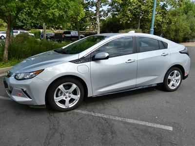 2018 Chevrolet Volt lease in Eldorado Hills,CA - Swapalease.com
