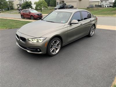 2018 BMW 3 Series lease in Marietta,PA - Swapalease.com