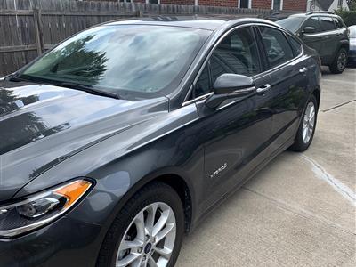 2019 Ford Fusion Hybrid lease in Royal Oak,MI - Swapalease.com