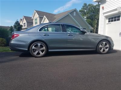 2018 Mercedes-Benz E-Class lease in Stow,MA - Swapalease.com
