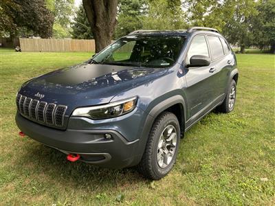 2019 Jeep Cherokee lease in Adrian,MI - Swapalease.com