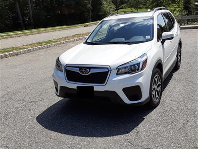 2019 Subaru Forester lease in Wharton,NJ - Swapalease.com
