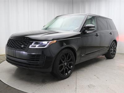 2020 Land Rover Range Rover lease in South Hampton,NY - Swapalease.com