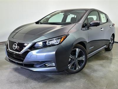 2018 Nissan LEAF lease in El Granada,CA - Swapalease.com
