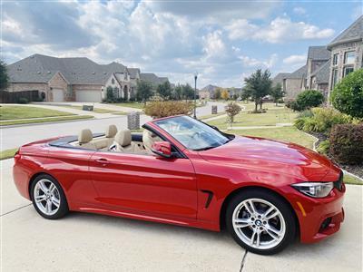2019 BMW 4 Series lease in Murphy,TX - Swapalease.com