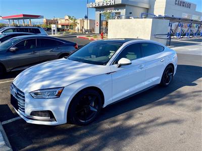 2019 Audi A5 Sportback lease in Las Vegas,NV - Swapalease.com