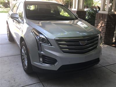 2019 Cadillac XT5 lease in TRACY,CA - Swapalease.com