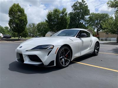 2020 Toyota GR Supra lease in Cincinnati,OH - Swapalease.com