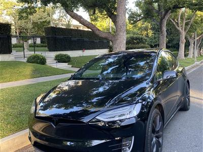 2018 Tesla Model X lease in Los Angeles,CA - Swapalease.com