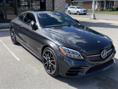 2019 Mercedes-Benz C-Class lease in Nashville,TN - Swapalease.com