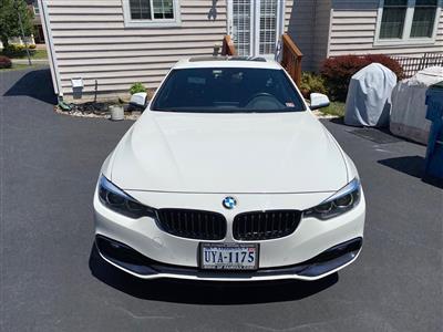 2018 BMW 4 Series lease in Ashburn,VA - Swapalease.com