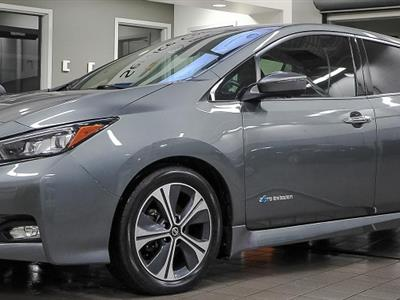 2018 Nissan LEAF lease in Piedmont,CA - Swapalease.com