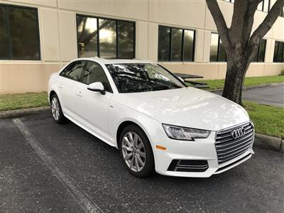 2018 Audi A4 lease in St Petersburg ,FL - Swapalease.com