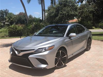 2018 Toyota Camry lease in Osprey,FL - Swapalease.com