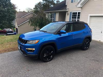 2018 Jeep Compass lease in Torrington,CT - Swapalease.com