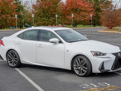 2019 Lexus IS 300 F Sport lease in Leesburg,VA - Swapalease.com