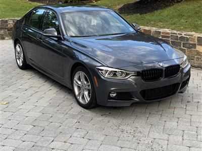 2018 BMW 3 Series lease in Madison,NJ - Swapalease.com