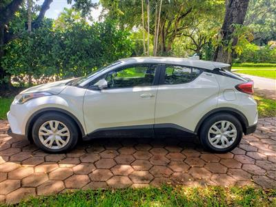 2019 Toyota C-HR lease in Coral Gables,FL - Swapalease.com