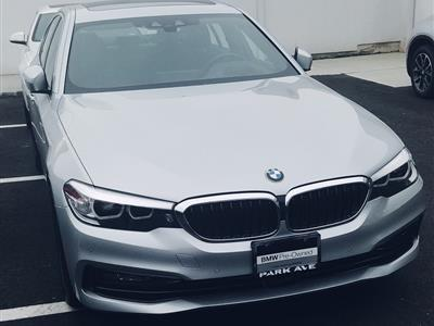 2018 BMW 5 Series lease in West New York,NJ - Swapalease.com