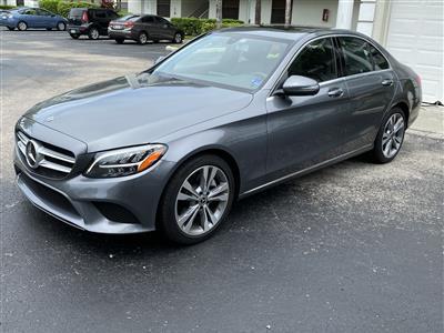 2019 Mercedes-Benz C-Class lease in Davie,FL - Swapalease.com