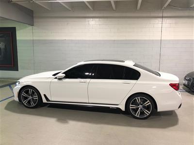 2019 BMW 7 Series lease in Studio City,CA - Swapalease.com