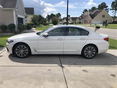 2018 BMW 5 Series lease in Myrtle Beach,SC - Swapalease.com