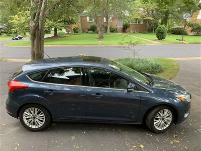 2018 Ford Focus lease in Mclean,VA - Swapalease.com