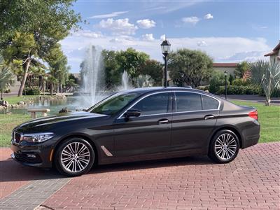 2018 BMW 5 Series lease in Phoenix,AZ - Swapalease.com