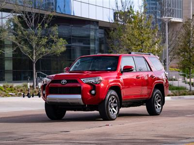 2020 Toyota 4Runner lease in Cincinnati,OH - Swapalease.com