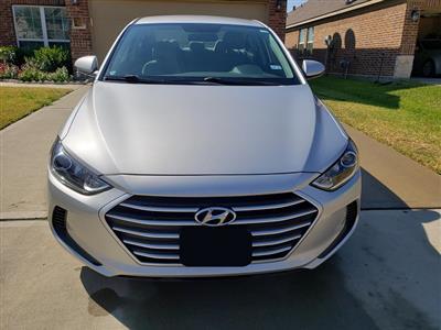 2018 Hyundai Elantra lease in Cypress,TX - Swapalease.com