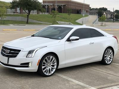 2019 Cadillac ATS lease in Grapevine,TX - Swapalease.com