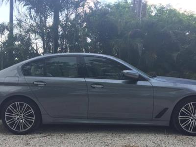 2017 BMW 5 Series lease in Tequesta,FL - Swapalease.com