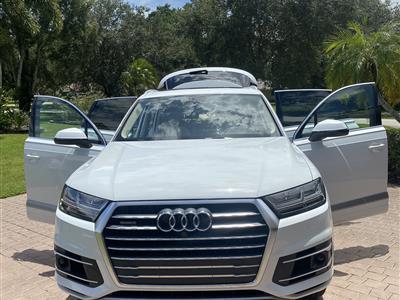 2019 Audi Q7 lease in Parkland,FL - Swapalease.com