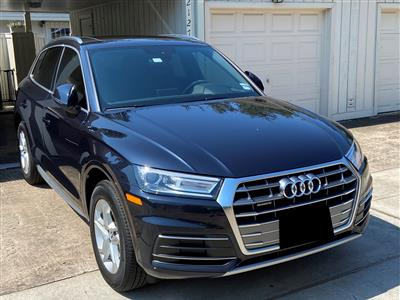 2019 Audi Q5 lease in HOUSTON,TX - Swapalease.com
