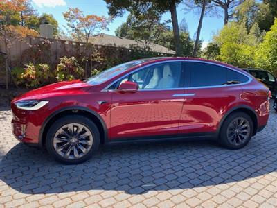 2018 Tesla Model X lease in Hillsborough,CA - Swapalease.com