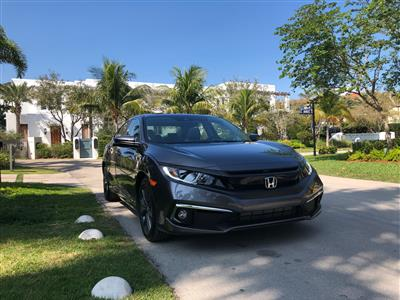 2019 Honda Civic lease in Miami,FL - Swapalease.com