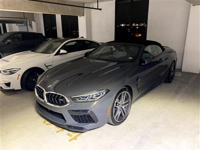 2020 BMW M8 lease in Fort Lauderdale,FL - Swapalease.com