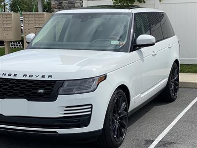 2019 Land Rover Range Rover lease in new city,NY - Swapalease.com