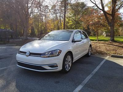 2019 Volkswagen Golf lease in Greensboro,ND - Swapalease.com