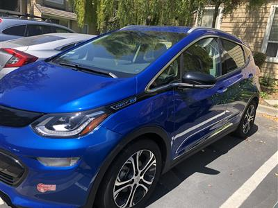 2019 Chevrolet Bolt EV lease in Freemont,CA - Swapalease.com