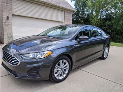 2020 Ford Fusion lease in Lathrup Village,MI - Swapalease.com