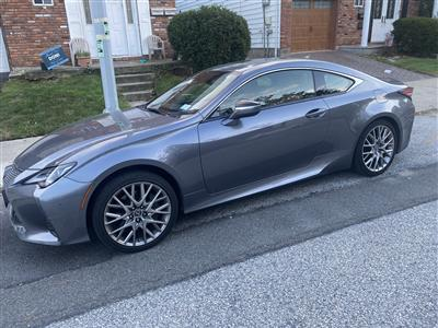 2019 Lexus RC 300 lease in STATEN ISLAND,NY - Swapalease.com