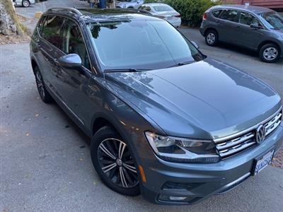 2019 Volkswagen Tiguan lease in Sausalito,CA - Swapalease.com