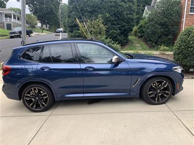 2019 BMW X3 lease in Arlington,VA - Swapalease.com