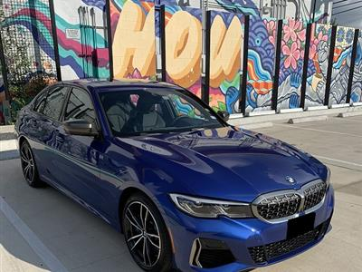 2020 BMW 3 Series lease in Houston,TX - Swapalease.com